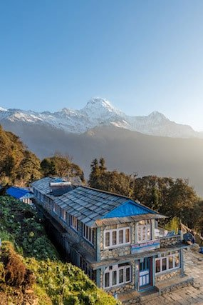 Tea-House-Nepal-Poon-Hill-Trek