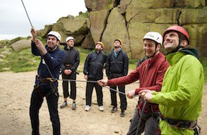 Team Building Yorkshire Dales