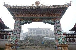 Tengboche-Monastery-Bazaar-Everest-Trek