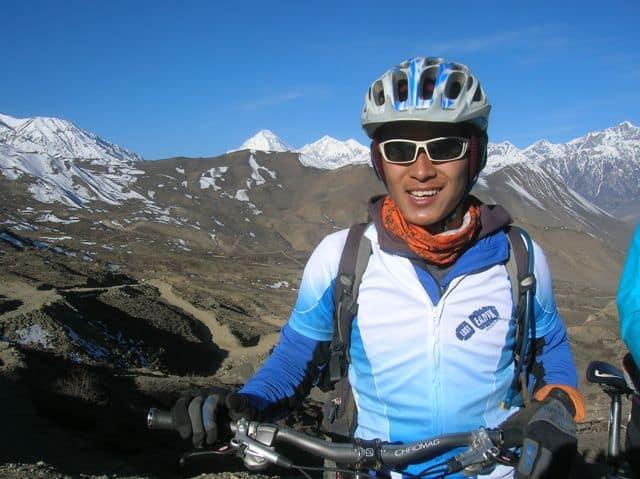 Mountain Bike Guide Nepal