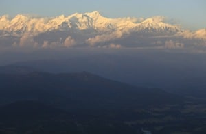 The-mountains-of-Nepal