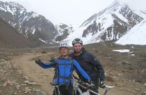 Cycling the Annapurna Circuit