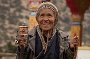 Nepali-Lady