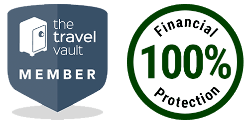 Travel Vault 100% Financial Protection