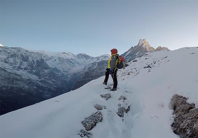 Trekking-Guide-On-Mardi-Himal-Ridge