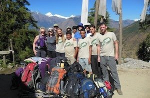 Trekking Group Nepal