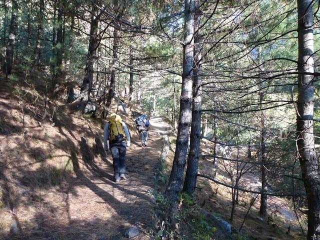Trekking Naar-Phu