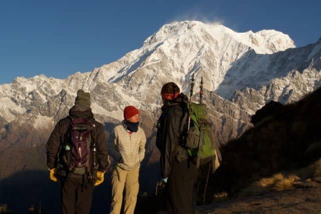 Trekking-in-the-Annapurnas