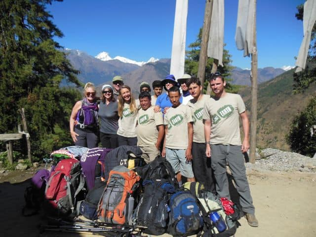 Trtekking Expedition through Langtang, Helamu and Gosainkund