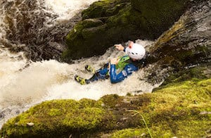 Canyoneering in England