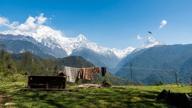 View-from-Chomrong-Nepal