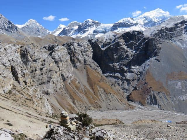 View-from-High-Camp-Annapurna-Circuit