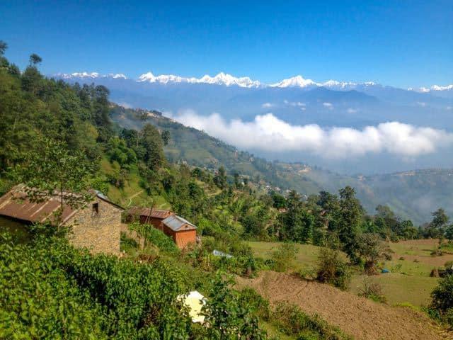 Nepalese Himalaya