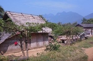Village-Trekking-Laos
