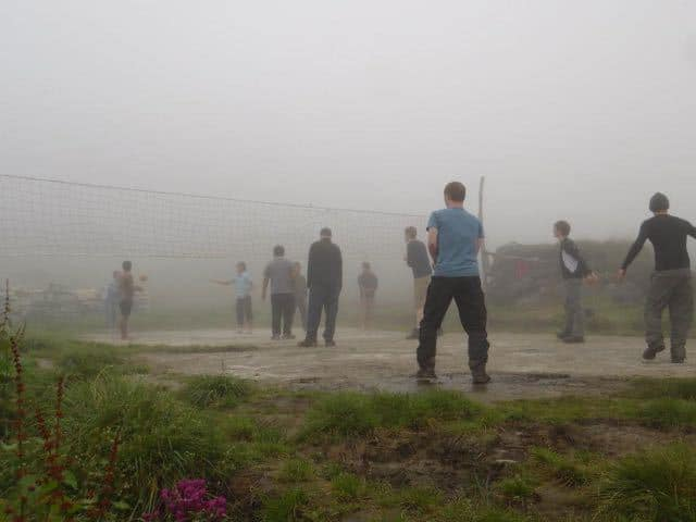 Volley Ball Game Nepal