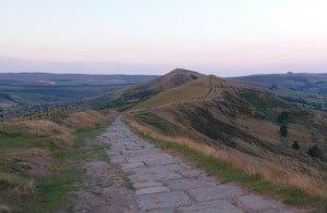Ridge Walk in the Peak District