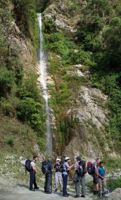 Waterfall-Birethanti