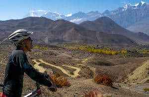 Nepal Mountain Bike Holiday