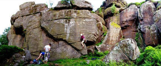 Yorkshire-Dales-Climbing-Brimham-Rocks
