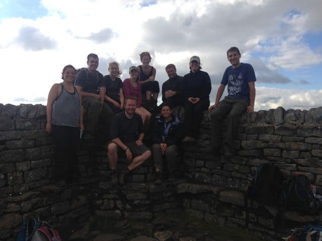 Yorkshire Three Peak Challenge