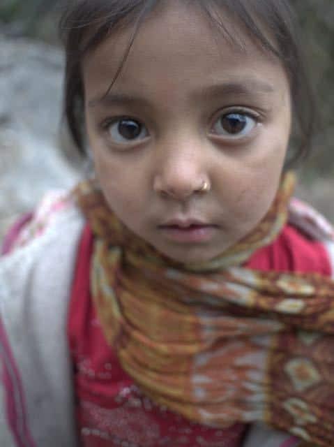 Young-Nepali-Girl-Makalu-Region
