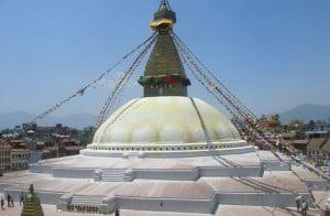 buddha stupa kathmandu