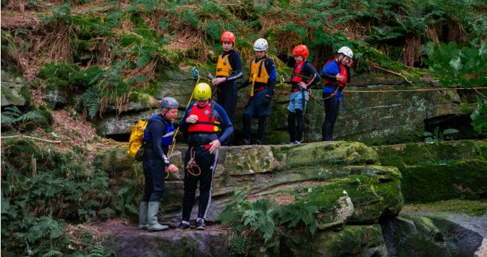 /canyoning-cadets-yorkshire