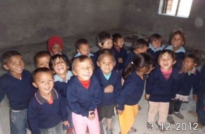 nepalese-school-children