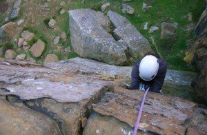 Climbing-stanage-edge
