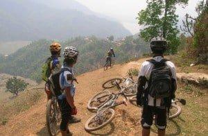 Cycling Nepal