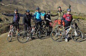 Mountain Biking Nepal