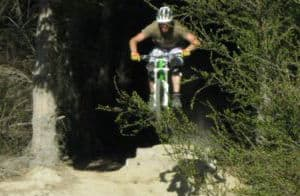 Advanced Mountain Bike Skills