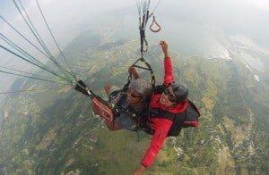 Paraglider-Neapli-Mountains