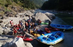 Rafting and Kayaking Nepal