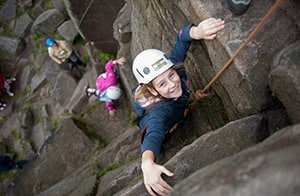Multi-activity-day-Rock-climbing-Peak-District