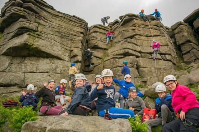 school-group-rock-climbing-derbyshire