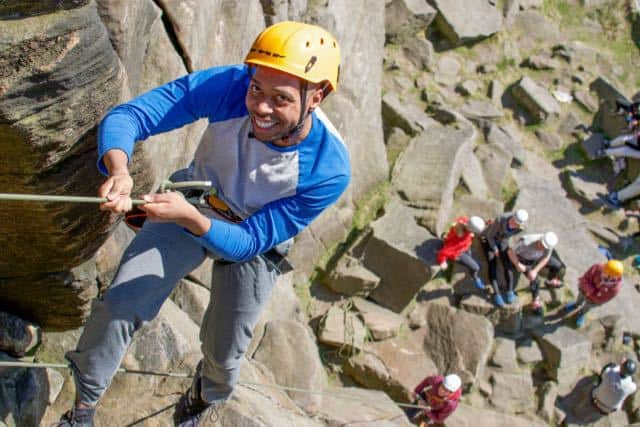 team-building-outdoor-adventure-rock-climbing